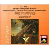 Album artwork for J.S. Bach: Brandenburg Concertos / Parrott