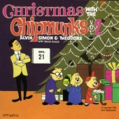 Album artwork for CHRISTMAS WITH THE CHIPMUNKS VOL.2