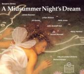 Album artwork for Britten: A Midsummer Night's Dream / Hickox