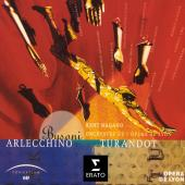 Album artwork for Busoni: ARLECCHINO, TURANDOT