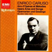 Album artwork for OPERA ARIAS AND SONGS CARUSO