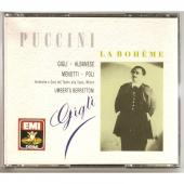 Album artwork for Puccini: La Boheme / Gigli, Albanese, Berrettoni