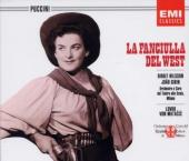 Album artwork for Puccini: La Fanciulla del West / Nilsson