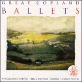 Album artwork for Great Copland Ballets