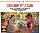Album artwork for Gretry: Zemire et Azor / Mesple, Bufkens