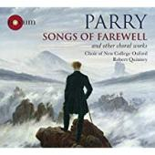 Album artwork for Parry: Songs of Farewell & Other Choral Works