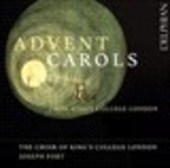 Album artwork for Advent Carols from King's College London
