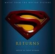 Album artwork for SUPERMAN RETURNS