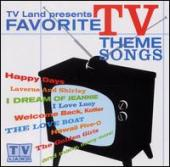 Album artwork for TV Land Presents Favorite TV Theme Songs