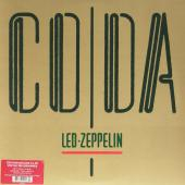 Album artwork for Led Zeppelin - Coda (3 LP set)