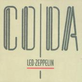 Album artwork for Led Zeppelin - Coda