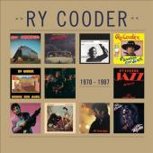 Album artwork for Ry Cooder 1970-1987