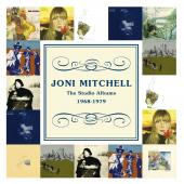 Album artwork for JONI MITCHELL: Studio Albums 1968-1979