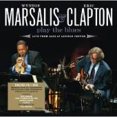 Album artwork for Marsalis, Clapton: Play the Blues Deluxe