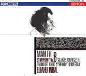 Album artwork for Mahler: Symphony #8 / Inbal