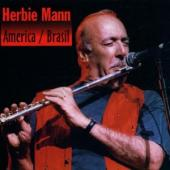 Album artwork for Herbie Mann : America / Brasil