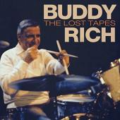 Album artwork for Buddy Rich - THE LOST TAPES (LP)