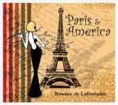 Album artwork for Paris & America - Roxane de Lafontaine