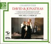 Album artwork for Charpentier: David & Jonathas / Corboz