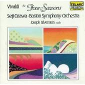 Album artwork for Vivaldi: The Four Seasons / Ozawa