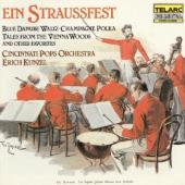 Album artwork for Ein Straussfest: Waltzes, Polkas and Marches by th
