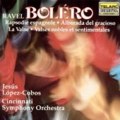 Album artwork for Ravel: Bolero, Rapsodie Espagnole and La Valse
