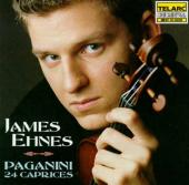 Album artwork for Paganini: 24 Caprices / James Ehnes