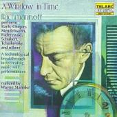 Album artwork for Rachmaninoff: WINDOW IN TIME Vol 2