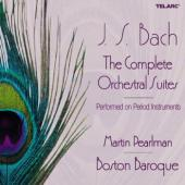 Album artwork for Bach: Orchestral Suites / Martin Pearlman