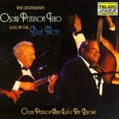 Album artwork for Oscar Peterson Trio: Live at the Blue Note
