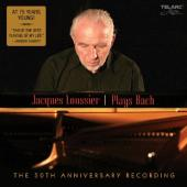 Album artwork for Jacques Loussier: Plays Bach (50th Anniversary)