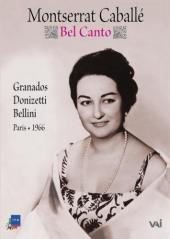 Album artwork for MONTSERRAT CABALLE - BEL CANTO