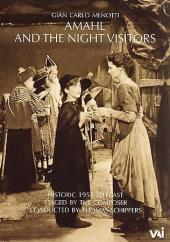 Album artwork for Menotti - Amahl And The Night Visitors
