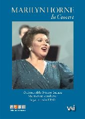 Album artwork for MARILYN HORNE IN CONCERT