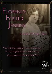 Album artwork for FLORENCE FOSTER JENKINS: A WORLD OF HER OWN