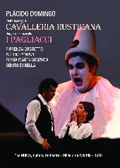 Album artwork for Mascagni: Cavalleria... / Leoncavallo: I Pagliacci