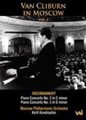 Album artwork for VAN CLIBURN IN MOSCOW V3