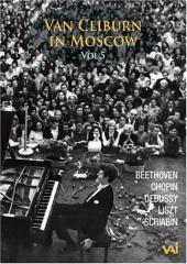 Album artwork for VAN CLIBURN IN MOSCOW VOL5