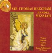 Album artwork for Handel: Messiah (Beecham)