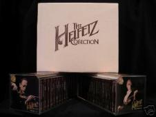 Album artwork for The Heifetz Collection - Complete (volumes 1-46)