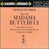 Album artwork for MADAMA BUTTERFLY (Puccini)