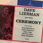 Album artwork for Ceremony / Dave Liebman