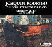 Album artwork for The Complete Music for Piano (solo & duo)