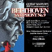 Album artwork for Beethoven Symphony No 9 - Tiboris