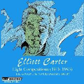 Album artwork for Carter: Eight Compositions (1948 - 1993)