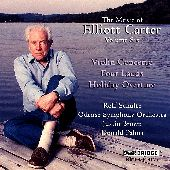 Album artwork for Carter: The Music of Elliot Carter Vol. 6