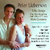 Album artwork for RILKE SONGS