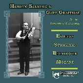 Album artwork for HENRYK SZERYNG AT THE LIBRARY OF CONGRESS