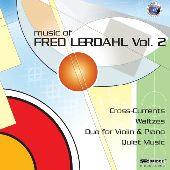 Album artwork for MUSIC OF FRED LERDAHL V2