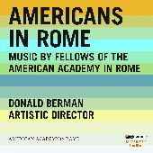 Album artwork for AMERICANS IN ROME